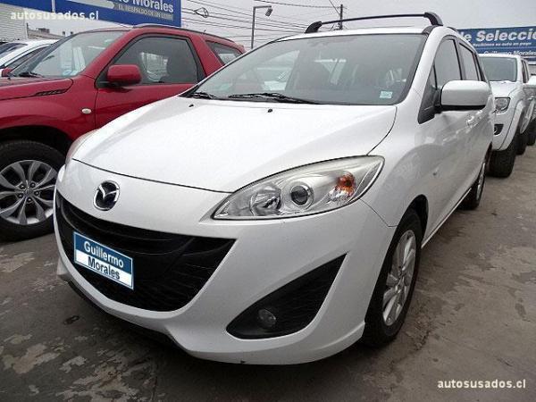 Mazda 5 ST año 2012