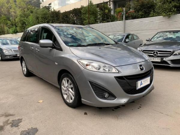 Mazda 5 2.0 V AT 45.000 año 2014