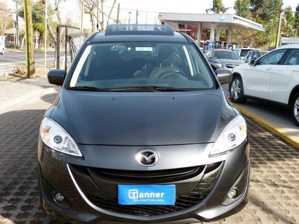 Mazda 5 V AT año 2017