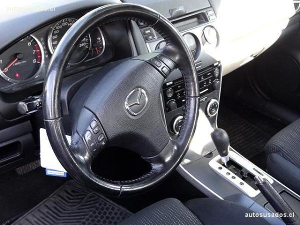 Mazda 6  año 2008