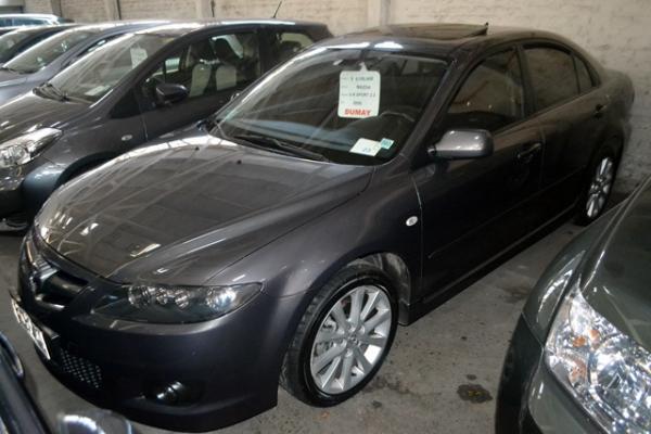 Mazda 6 R SPORT 2.3 año 2008
