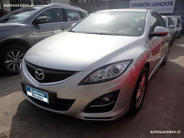 Mazda 6  año 2011