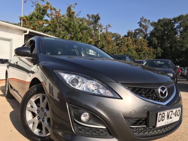 Mazda 6 2.0 V Auto año 2011