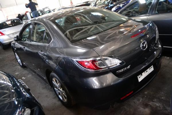 Mazda 6 SEDAN 2.0 MT año 2012