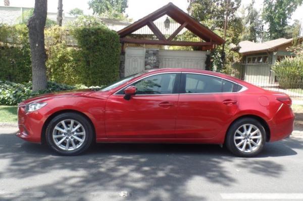 Mazda 6 SKYACTIV año 2013