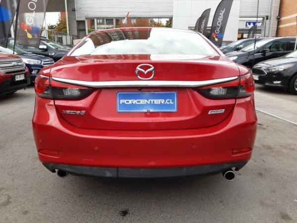 Mazda 6 2.0 MT año 2013