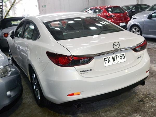 Mazda 6 NEW 2.0 AT año 2013