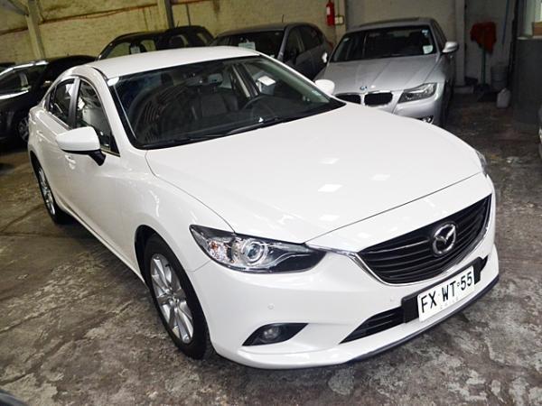 Mazda 6 NEW 2.0 AT año 2013