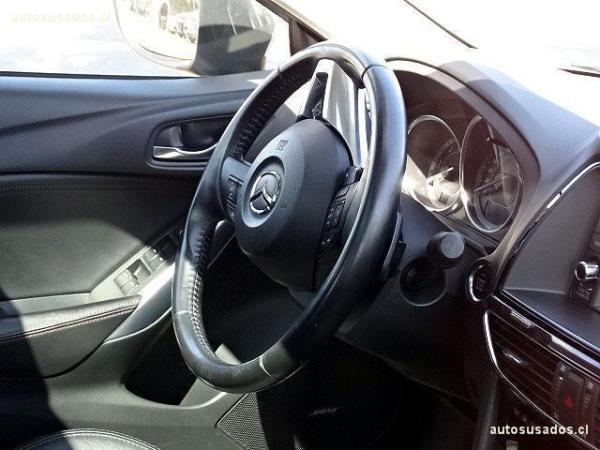 Mazda 6  año 2013