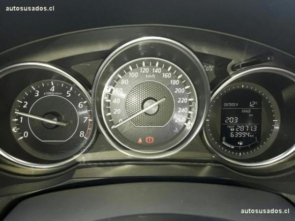 Mazda 6 2.0 MT año 2014