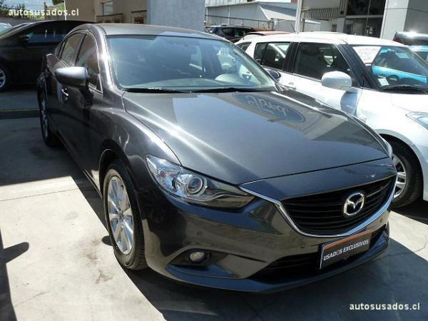 Mazda 6 NEW AT año 2014