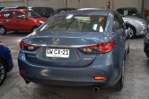 Mazda 6 GT año 2014