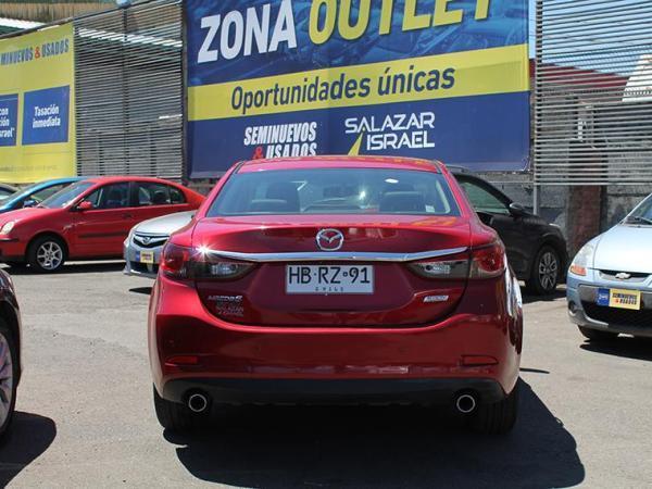 Mazda 6 6 GT 2.5 año 2015