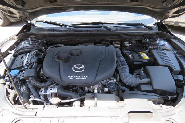 Mazda 6 S año 2015