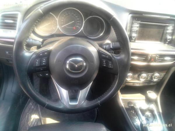 Mazda 6 2.0 AT año 2015