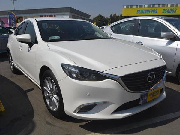 Mazda 6 NEW 6 V 2.0 año 2015
