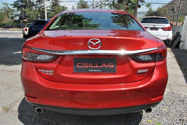 Mazda 6 GT 2.2 año 2015