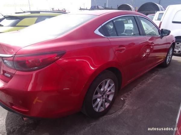 Mazda 6 NEW SEDAN año 2015
