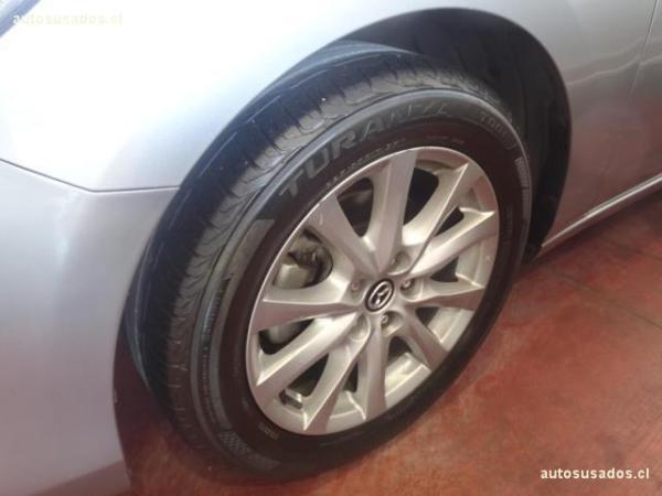 Mazda 6 2.0 Skyactiv-G V año 2015