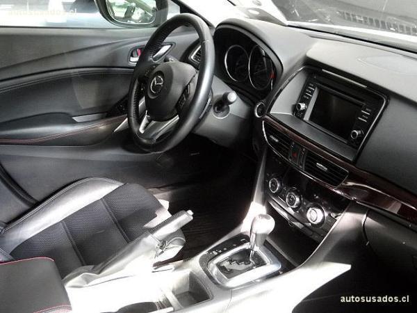 Mazda 6 GT 2.5 6AT año 2015