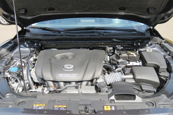 Mazda 6 GT año 2016