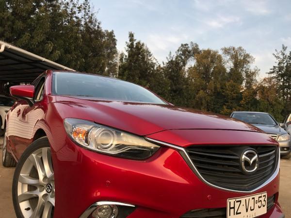 Mazda 6  año 2016