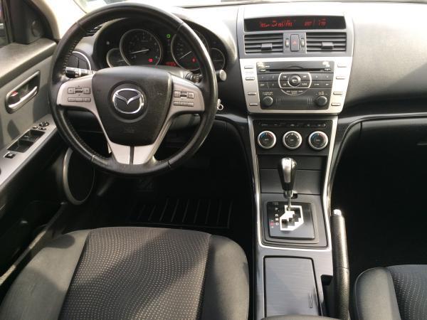Mazda 6 V 6 V AT año 2010
