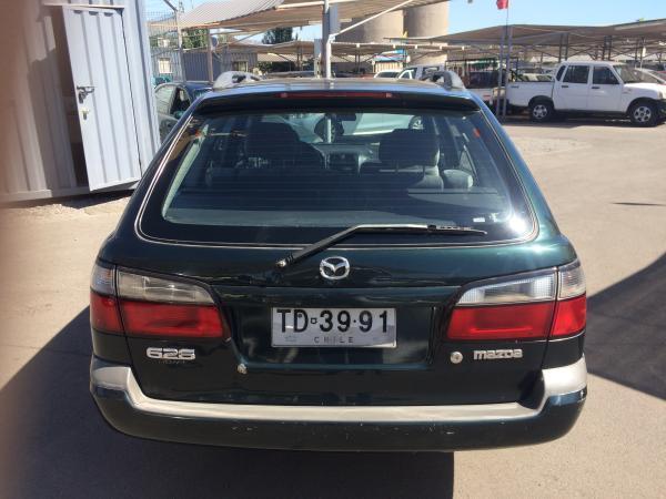 Mazda 626 GLX ABS año 1999