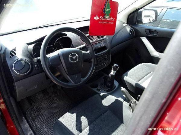 Mazda BT-50 MT 4X4 año 2013