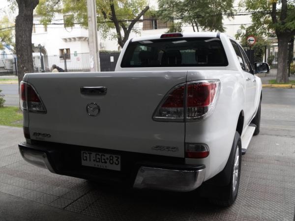 Mazda BT-50 4x4 año 2014