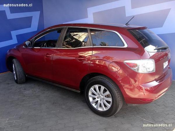 Mazda CX-3 2.5 4X2 AT año 2011