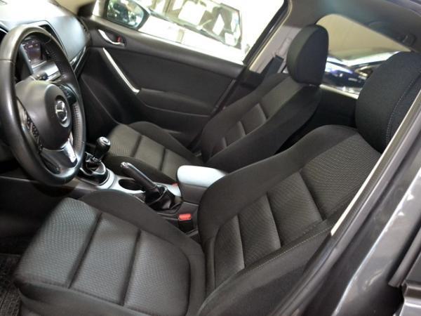 Mazda CX-5 MT 4X4 año 2013