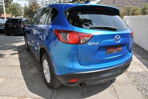 Mazda CX-5 R 2.0 año 2013