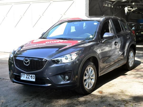 Mazda CX-5 2.0 2WD AT año 2013
