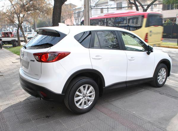 Mazda CX-5 2.0 AT 4WD año 2013