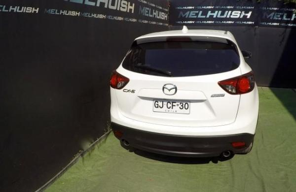 Mazda CX-5 SKYACTIVE 4x4 año 2014
