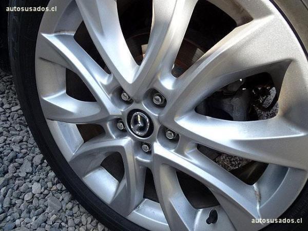 Mazda CX-5 GLT 4X4 AT 2.0 año 2014