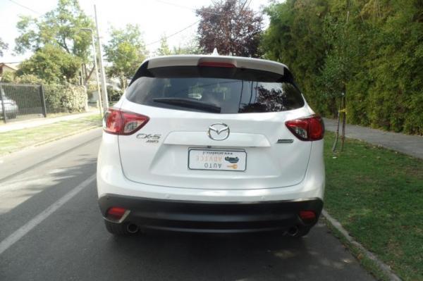 Mazda CX-5 GT año 2014