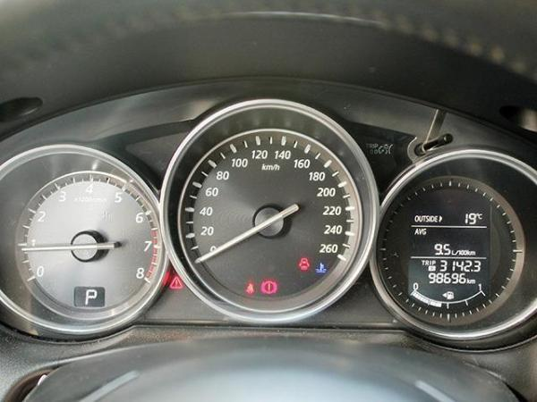 Mazda CX-5 2.5 AT año 2014