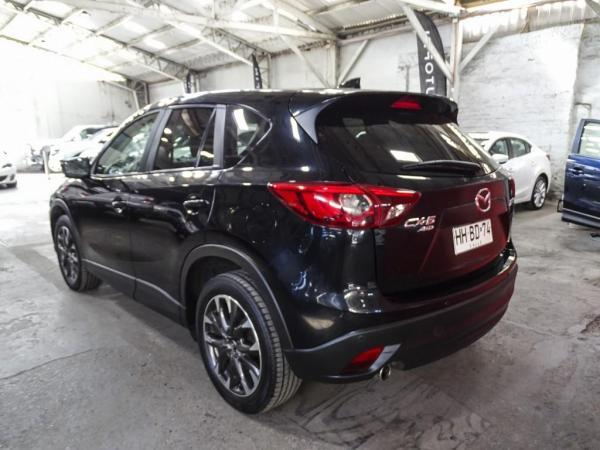 Mazda CX-5 GT 2.2 HDI 4X4 AT año 2015