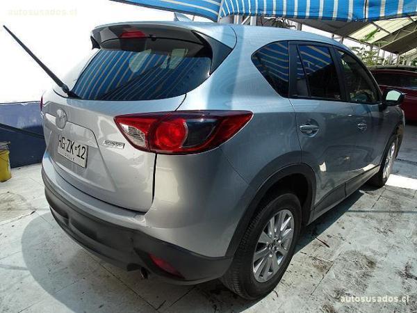 Mazda CX-5 SPORT año 2015