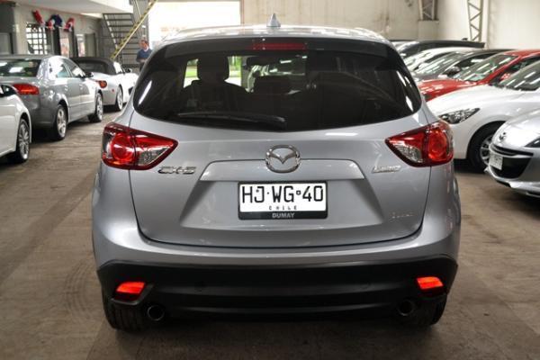 Mazda CX-5 R 2.0 AT 4X2 año 2015
