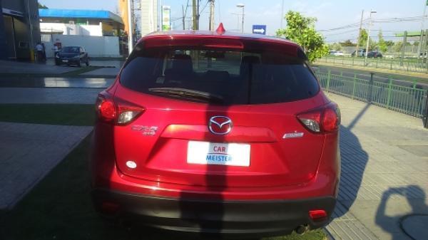 Mazda CX-5 AWD 6MT I-STOP GPS año 2015