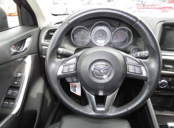 Mazda CX-5 GT año 2015