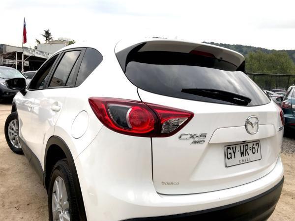 Mazda CX-5 2.0 4X4 R año 2015