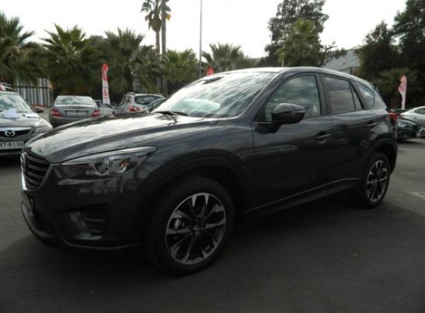 Mazda CX-5 GT año 2016