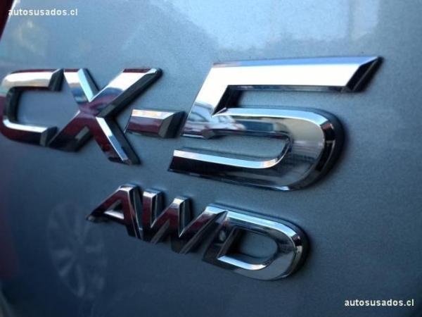 Mazda CX-5 2.2 SKYACTIV GT 4WD año 2016