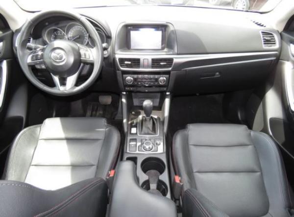 Mazda CX-5 GT año 2017