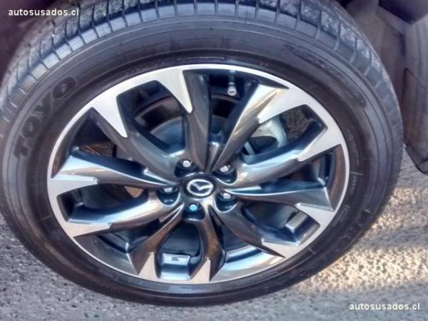 Mazda CX-5 GT 4X4 2.2 DE año 2017