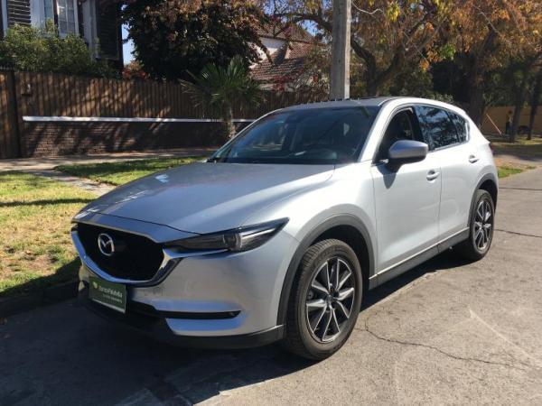 Mazda CX-5 2.2 D HDI 4X4 año 2018